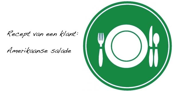 Amerikaanse salade